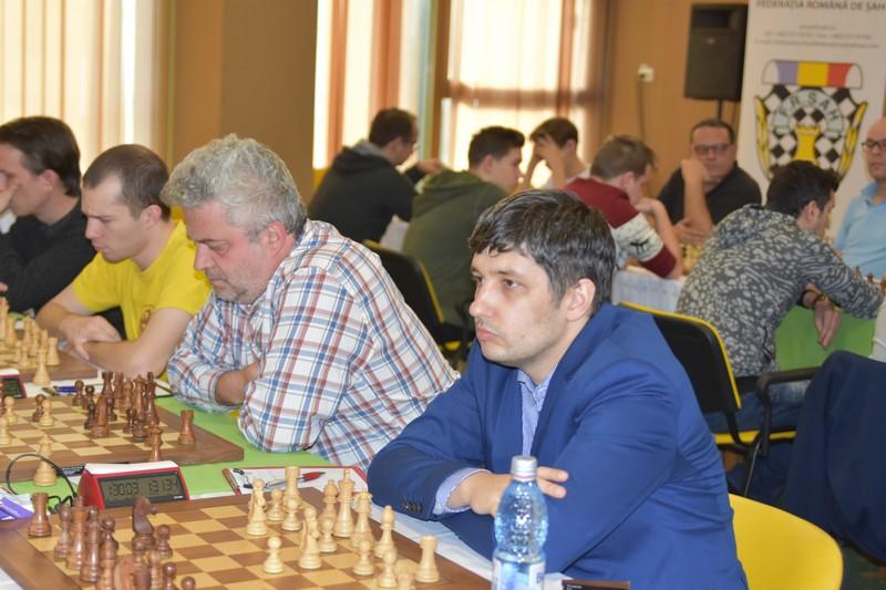 Start in Superliga Natională de Șah
