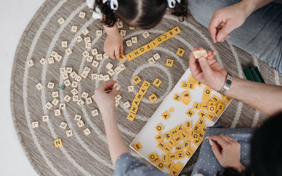 5 jocuri educative pentru copiii tăi!